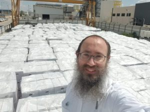 Colel Chabad Food Relief in Israel